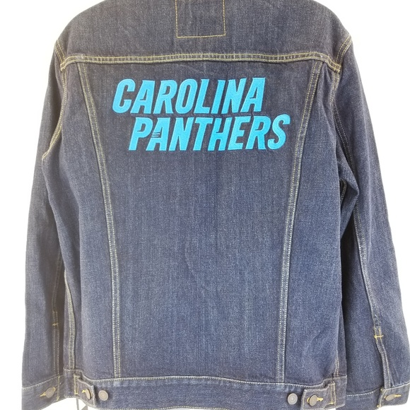 Levi Strauss Red Tab Carolina Panthers Blue Mens 628935d00